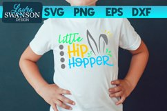 Little Hip Hopper SVG, PNG, EPS, DXF Product Image 1