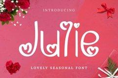 Web Font Julie Font Product Image 1