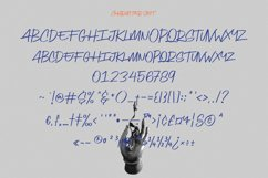 Deustchen Marker Handwriting Script Font Product Image 9