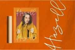 Web Font Marigold - Beauty Signature Font Product Image 5