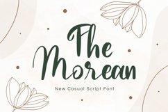 Morean Display Font Product Image 1