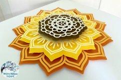 3D Mandala Bundle | 3D Layered Mandala SVG Bundle Product Image 15
