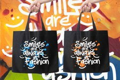 Jimmy Collins - Monoline Tagging Font Product Image 2