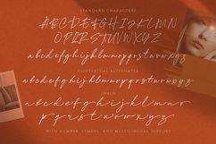 Annette Bradford - Ballpoint Script Product Image 5