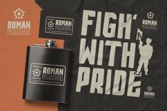 Romania Font Product Image 3