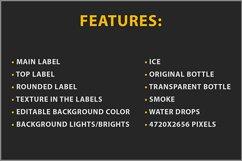 Beer Bottle Mockup Product Image 9