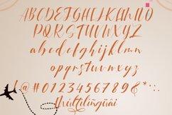 Qubely Script Font Product Image 4
