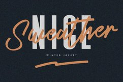 Zeuty Typeface Collection Product Image 4
