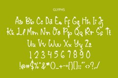 Chicko Cute Display Font Product Image 2
