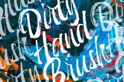 Hardcore   Hand Brush Font Product Image 5