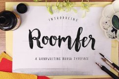 Roomfer font + Style Photoshop Product Image 6
