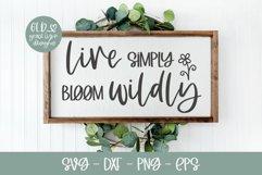 Spring Sign Bundle - 13 Spring SVG Cut Files Product Image 3