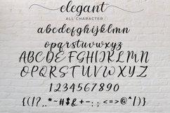 Elegant script Product Image 6