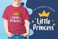Mandaly Fun Children Typeface Product Image 6