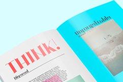 Krakatau - Display Font Product Image 3