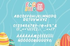 Web Font Eggster Display Product Image 5