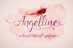 Angelline Script Product Image 1