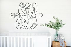Web Font Fluffiness - A Cute Hand-lettered Font Product Image 2