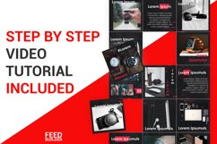 Instagram Feed Template for Dropshipping #1 Product Image 4