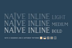 Naive Inline Family Product Image 2