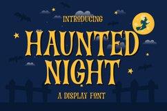 Haunted Night Product Image 1