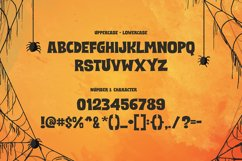 Scary And Spicy - Horror Font Product Image 4