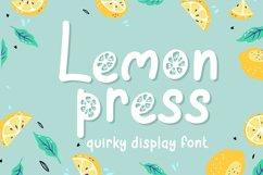 Lemon Press Product Image 1