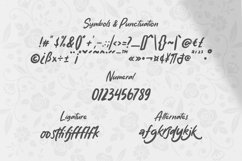 On My Way - Sweet Hand Drawn Font Product Image 3