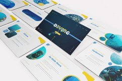 Diving Clubs Keynote Template Product Image 5