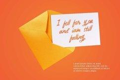 Web Font Maria Nata Script Font Product Image 4