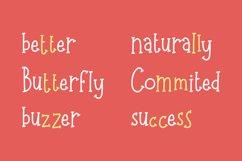 Web Font - Adelaide & Georgie - Friendly Handwriten Typeface Product Image 4