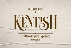 Kentish Typeface Product Image 1