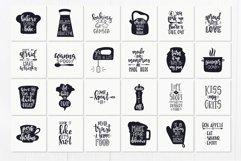 Kitchen SVG Bundle design set Product Image 2