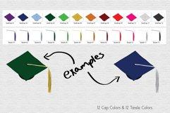 Graduation Day Clipart Set Product Image 8