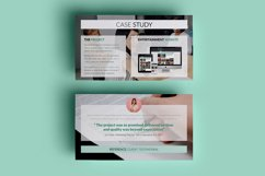 PPT Template | Project Proposal - Green and Marble Product Image 9