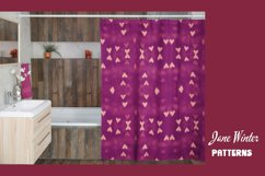"""Seamless Valentine Papers """"Dark pink Love"""" Product Image 6"""