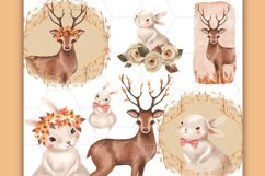 Autumn Forest clipart Product Image 6