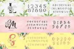 Monogram Font Bundle Product Image 3