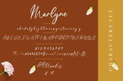 Marlyne Signature Script Product Image 2