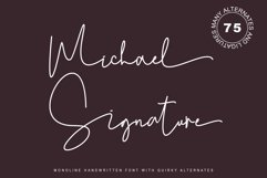 Michael Signature Product Image 1