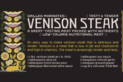 Mendelson Typeface Product Image 5