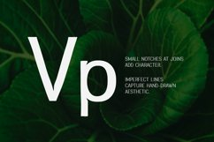 Greenstyle Casual Handcrafted Font Product Image 2