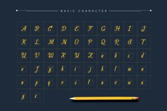 Allema Script Font Product Image 5