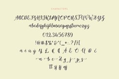 Angola Script Product Image 5