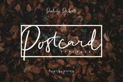Postcard Script Product Image 2