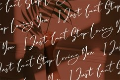 Web Font Honestly - A Beauty Signature Font Product Image 5