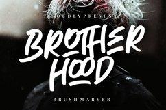 Brotherhood Brush Marker Product Image 1