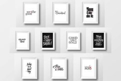 Motivational Prints Posters, Inspirational Quotes, A4 format Product Image 1