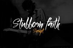 Stubborn Faith Script Product Image 1