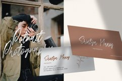 Barista Heraly - Handwritten Font Product Image 2